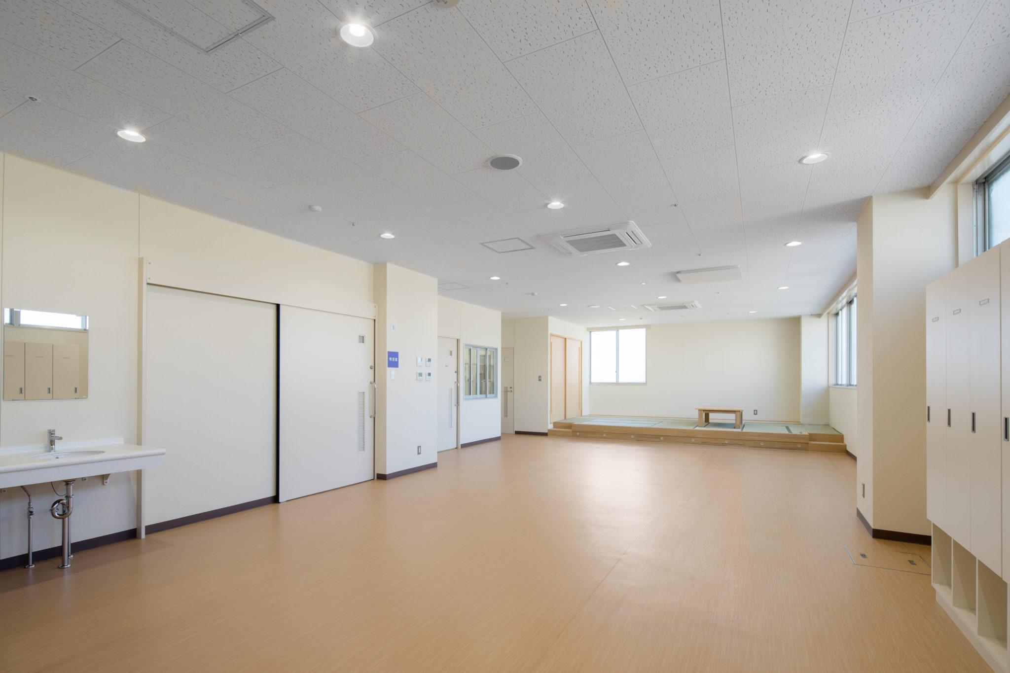 旧滝沢中央病院改修