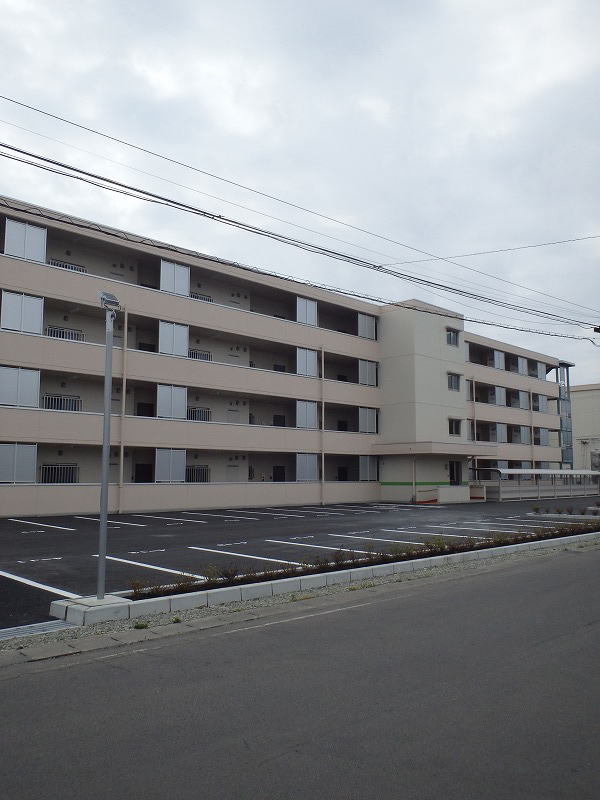 青山三丁目アパート