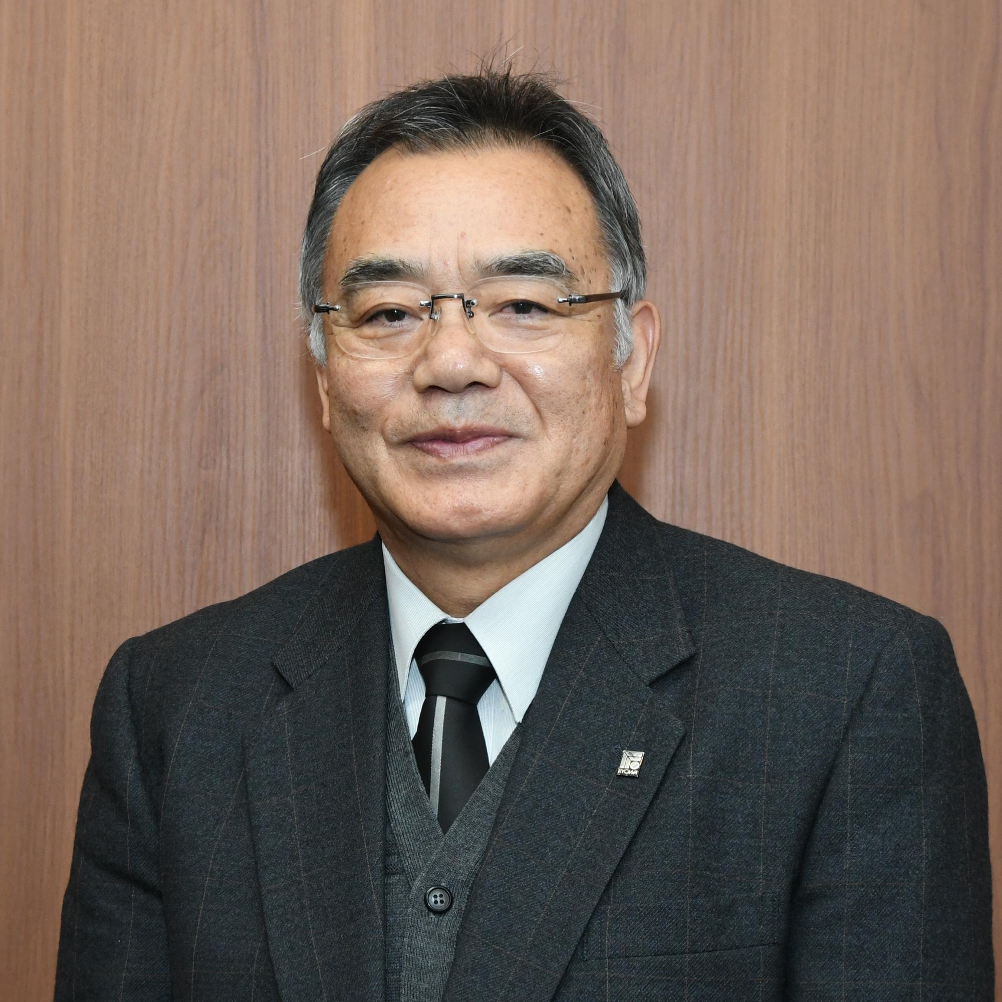 代表取締役 民部田 義男