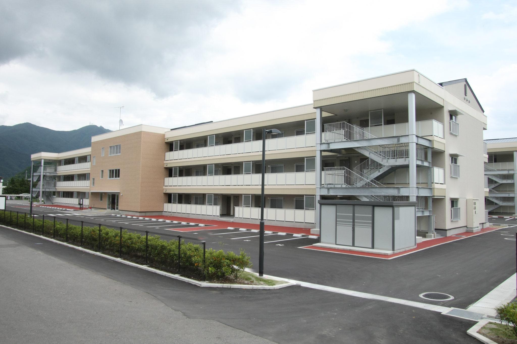 災害公営住宅(山田町豊間根)