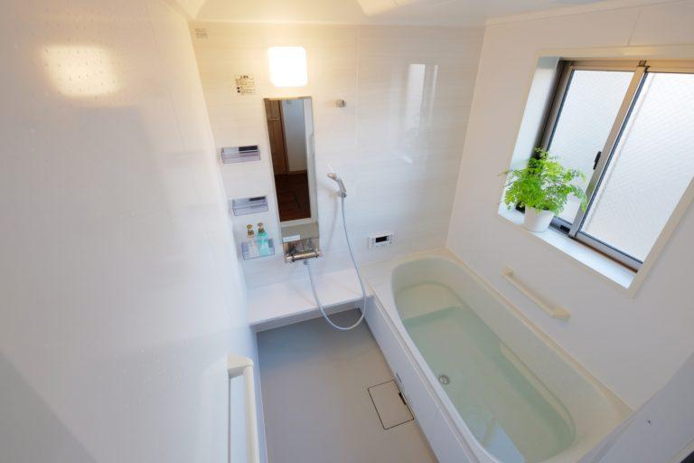 菱和建設のやさしいリフォーム 浴室メージ